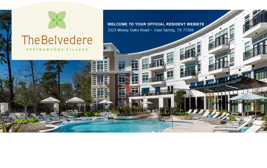 The Belvedere at Springwoods Village